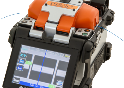 Sumitomo TYPE-71C+ Core-alignment Optical Fusion Splicer